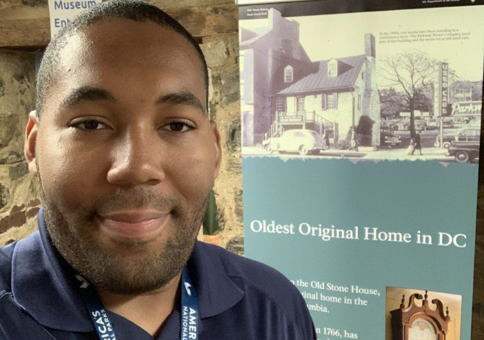 Meet Arkile – Site Manager, Old Stone House in Rock Creek Park