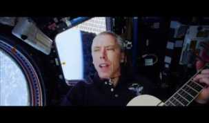 NASA Astronaut Drew Feustel Records Music Video from Space