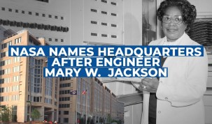 NASA names headquarters after Hidden Figure Mary W. Jackson