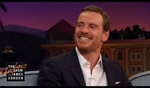 Michael Fassbender Is Ready for Carpool Karaoke