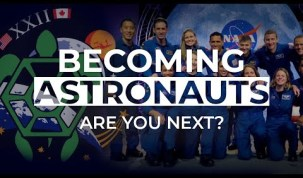 Becoming Astronauts: Are You Next?