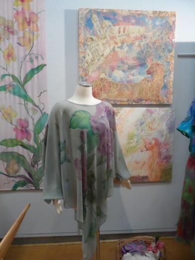 Anna Yakubovskaya fiber artist