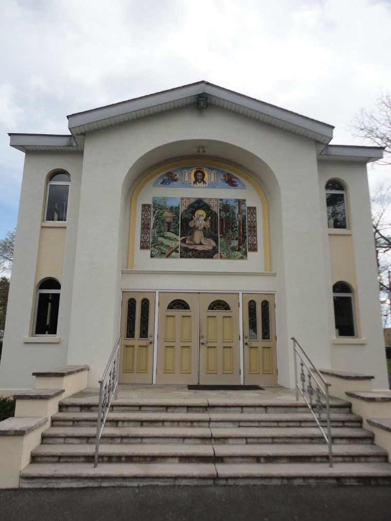 Russian Orthodox convent in NY Novo-Diveevo