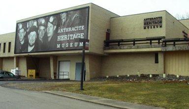 Картинки по запросу The Anthracite Heritage Museum