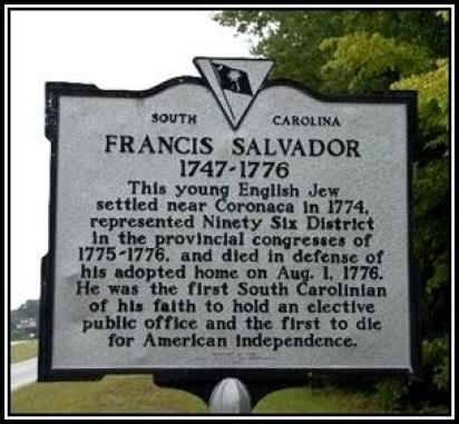 Francis-Salvador-road-sign