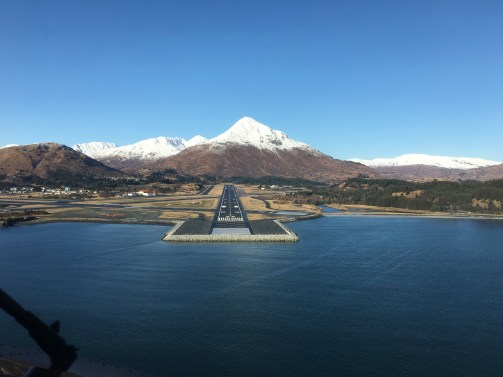 Kodiak Airport Runway Safety Areas