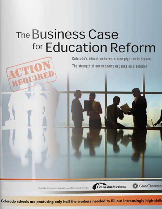 Business Case for Ed Reform