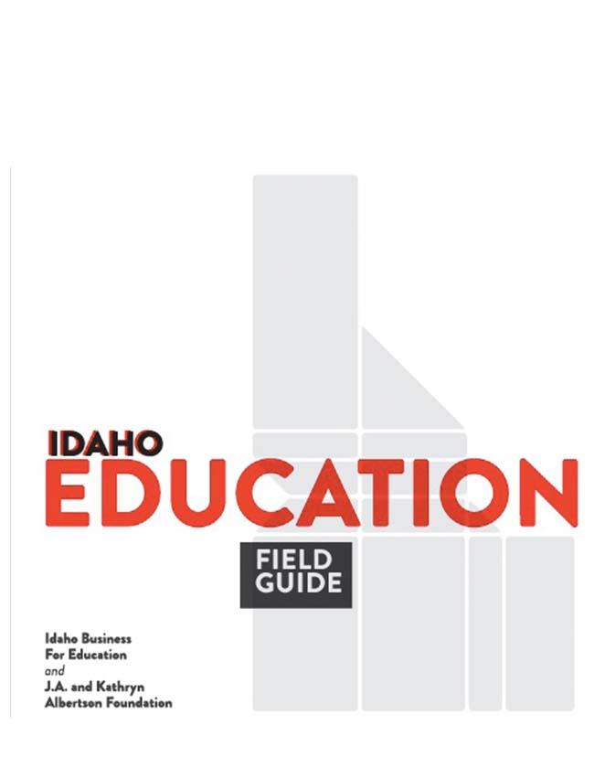 Idaho Education Field Guide