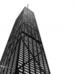 Das John Hancock Building in Chicago
