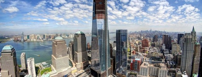 Das neue One World Trade Center, New York