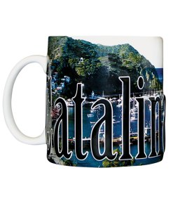 Catalina Island Ceramic Mug