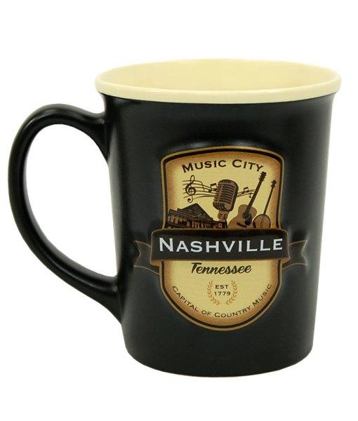 Nashville Emblem Mug