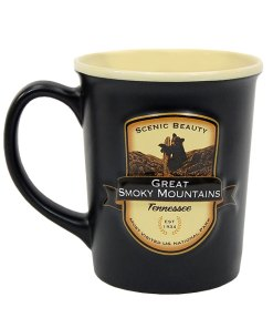 Smoky Mountains Emblem Mug