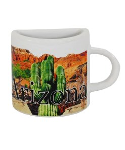 Arizona Mug Magnet