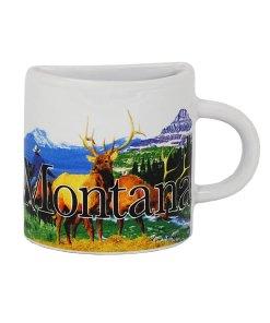 Montana Mug Magnet