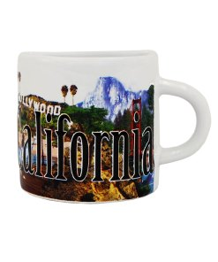 California Mug Magnet