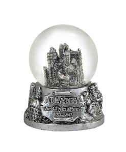 Atlanta 45 mm Snow Globe