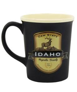 Idaho Emblem Mug