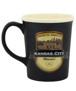 Kansas City Emblem Mug
