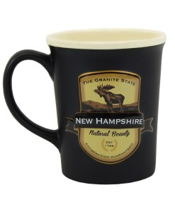 New Hampshire Emblem Mug