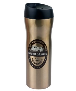 South Dakota Stainless Steel Tumbler