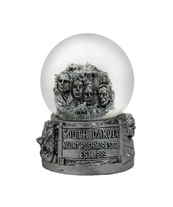 South Dakota 45MM Snow Globe