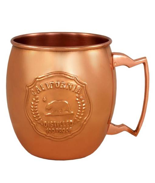 California Copper Mug