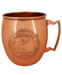Colorado Copper Mule Mug