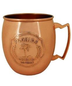 Florida Copper Mule Mug