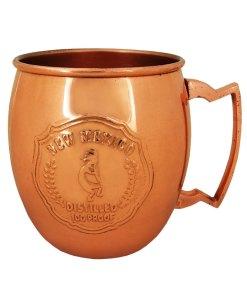 New Mexico Copper Mule Mug