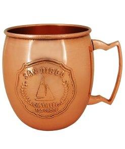 San Diego Copper Mule Mug
