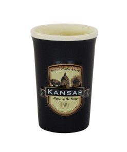 Kansas Emblem Shot