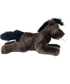 "Austin Horse 9"" Plush Side View"