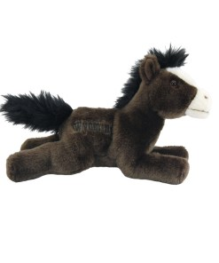 """Wyoming Horse 9"""" Plush Side View"""