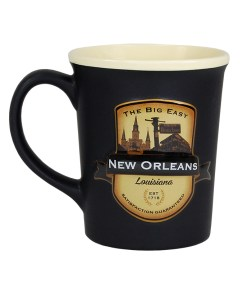 New Orleans Emblem Mug