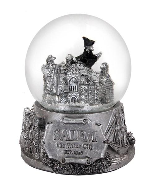 Salem 65MM Snow Globe
