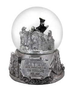 Salem 65MM Snow Globe