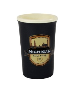 Michigan Emblem Shot
