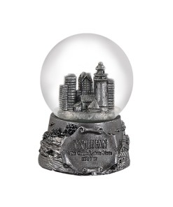 Michigan 45MM Snow Globe