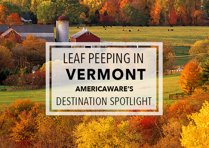 Leaf Peeping Vermont's Fall Colors