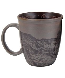 Arizona Sketch Art Mug