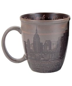 New York Sketch Art Mug