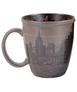 New York Sketch Art Mug