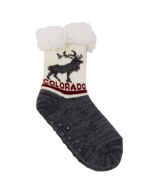 Colorado Kids Slipper Socks