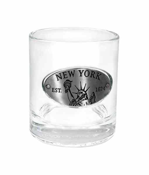 New York Whiskey Glass