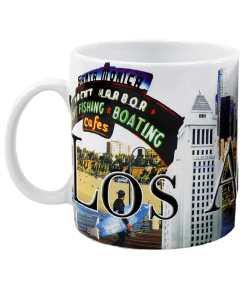 Los Angele Coffee Mug