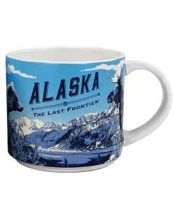 Alaska Stack Mug Front Side