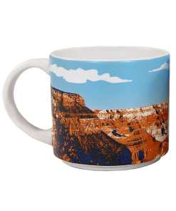 Arizona Stack Mug Back Side