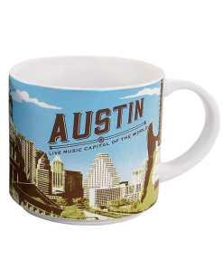Austin Stack Mug Front Side