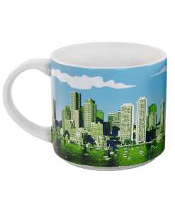 Boston Stack Mug Back Side